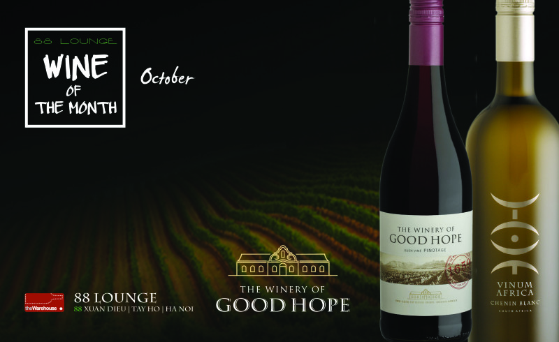 WINE OF THE MONTH OF OCTOBER