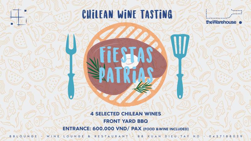 The Fiestas Patrias 2017 is coming!